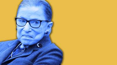 Ruth Bader Ginsburg is doing well after treatment for tumor on her pancreas