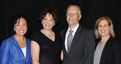 Voices of Giving award winners Sue and Jay Price