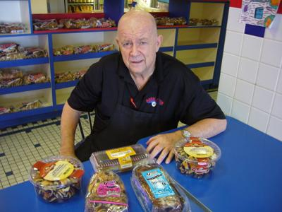 John and Danielle Marx have owned Marx's Hot Bagels since 1969. He has sold it to Y.Y. Davis.