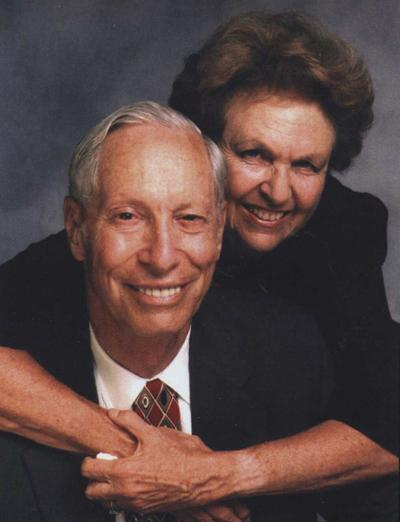 Harris Weston and his wife Alice's generous lifetime of giving to the Federation will continue to have a broad impact for generations to come