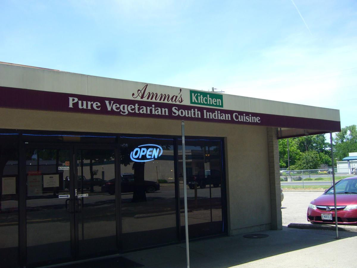 Amma's Kitchen offers delicious kosher certified cuisine