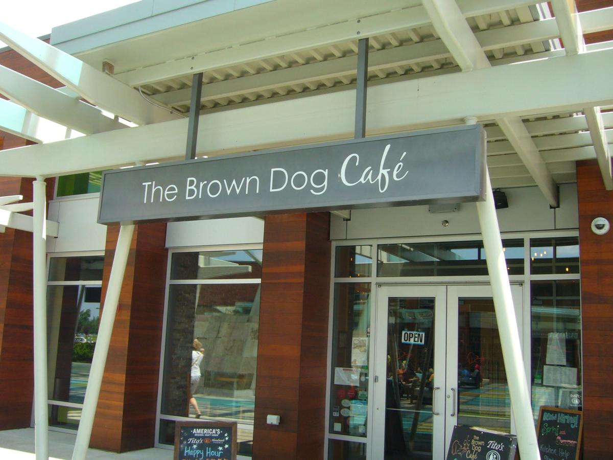 Brown Dog Café in Blue Ash is ready to  safely serve customers inside and  out.