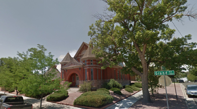 Courtesy of JTA Temple Emanuel in Pueblo, Colo., was targeted in a bombing plot, according to court documents.