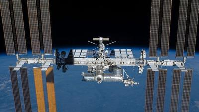 Jewish and Arab astronauts take off for International Space Station
