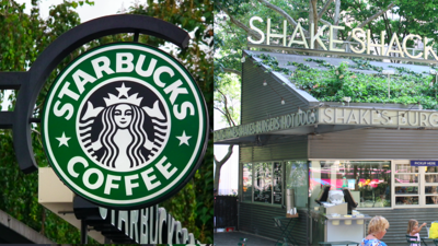 Courtesy of JNS Starbucks and Shake Shack may be coming to Israel.