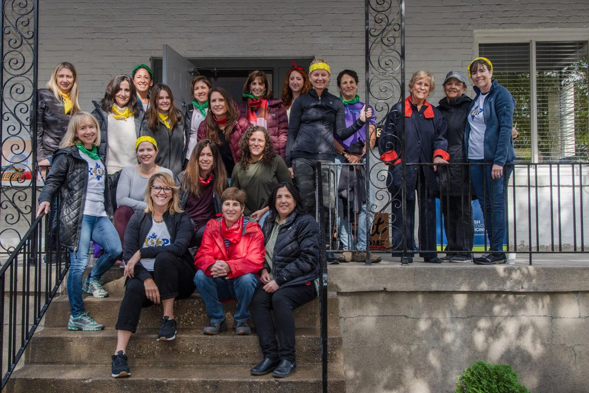 Jewish Cincinnati women rise up to do good in community