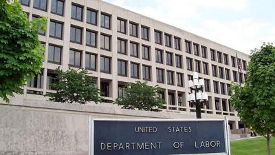 US Labor Department aide reinstated after resigning