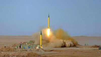 Courtesy of JNS  Military exercise in Iran