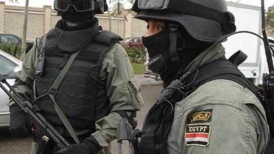 Courtesy of JNS  Egyptian military counter-terrorism unit 777.