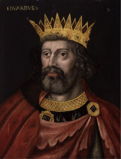 """King Edward I was known as """"Longshanks"""" for his 6-foot-2 height."""