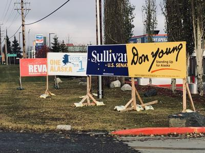 Political signs