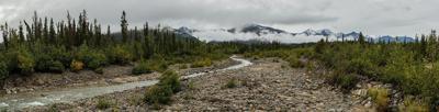The Tanana River at Tanacross, Alaska. (Wikimedia Commons)