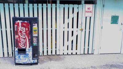 Vending Machine Spenard
