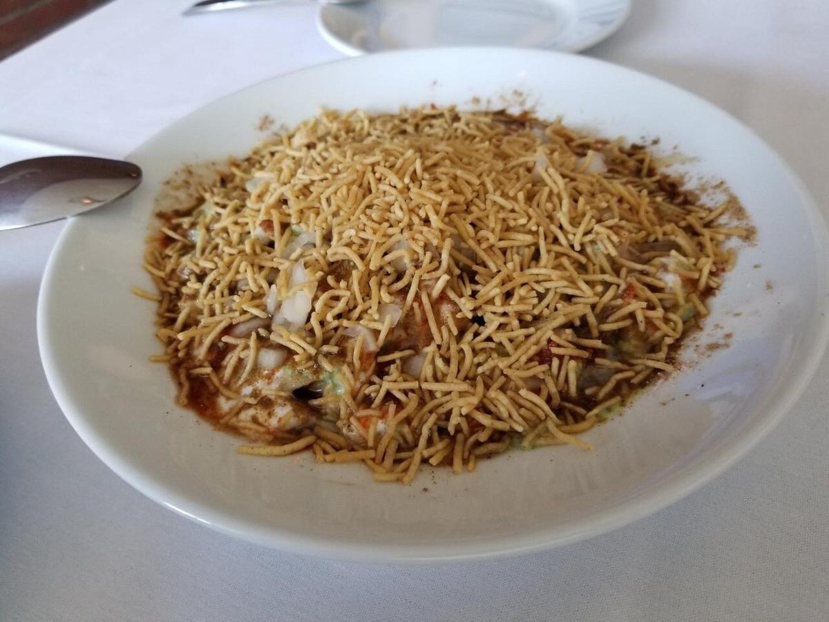 Pappadi Chat