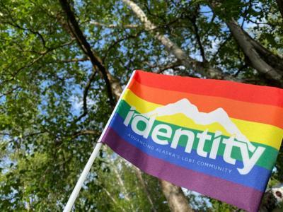 Identity flag