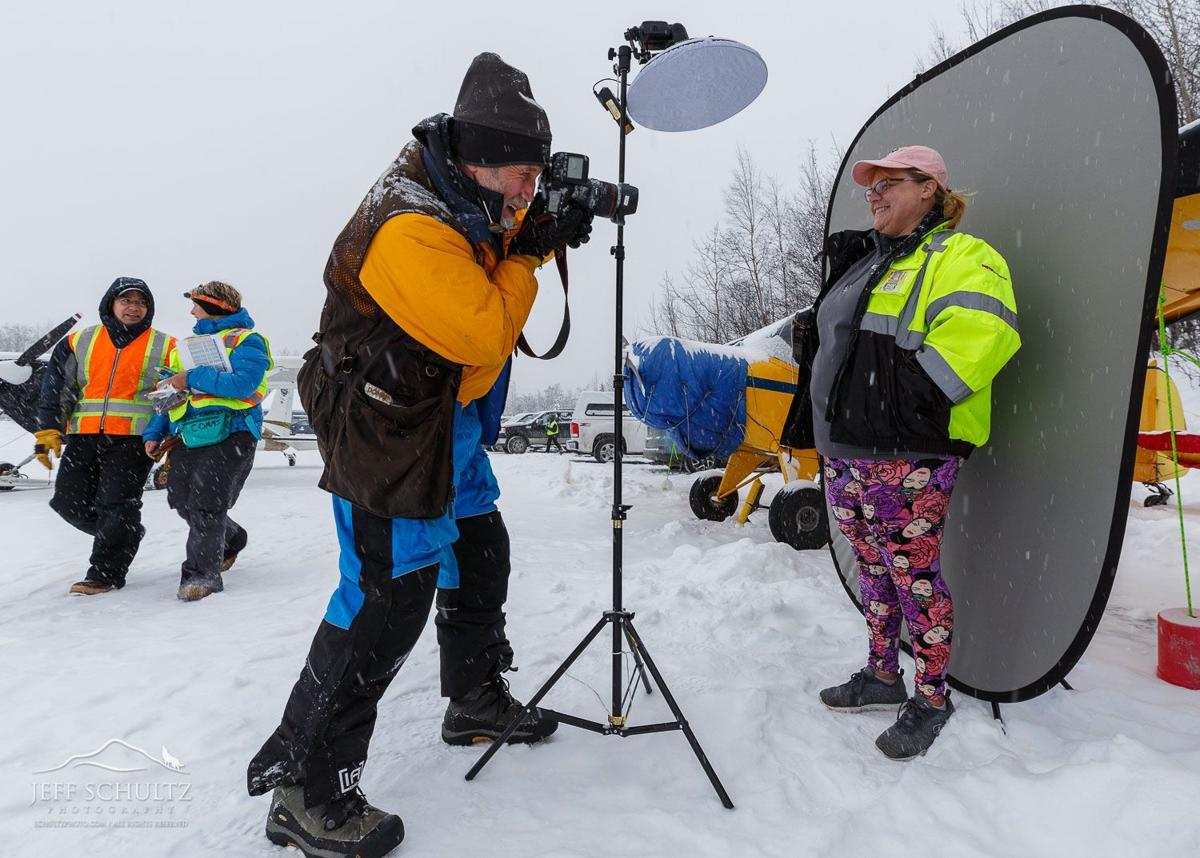 Faces of the Iditarod