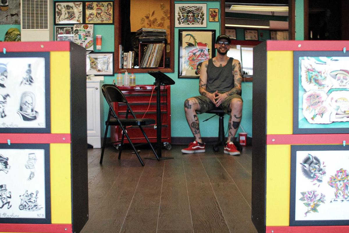 Well Known Downtown Tattoo Artist Opens Own Shop Bulletin