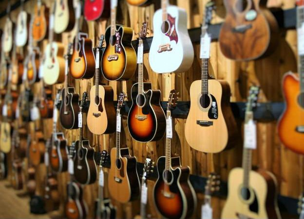 CELEBRATING SMALL BUSINESS: Guitar-Centered | Music ...