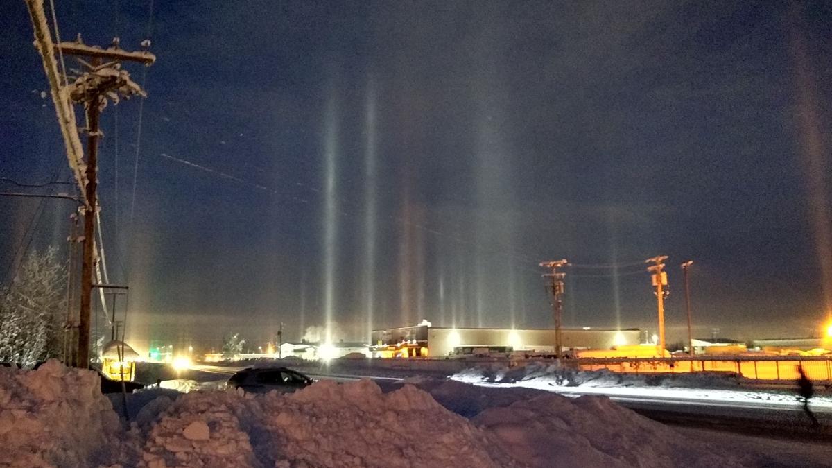 2. Light pillars by John Shook.jpg