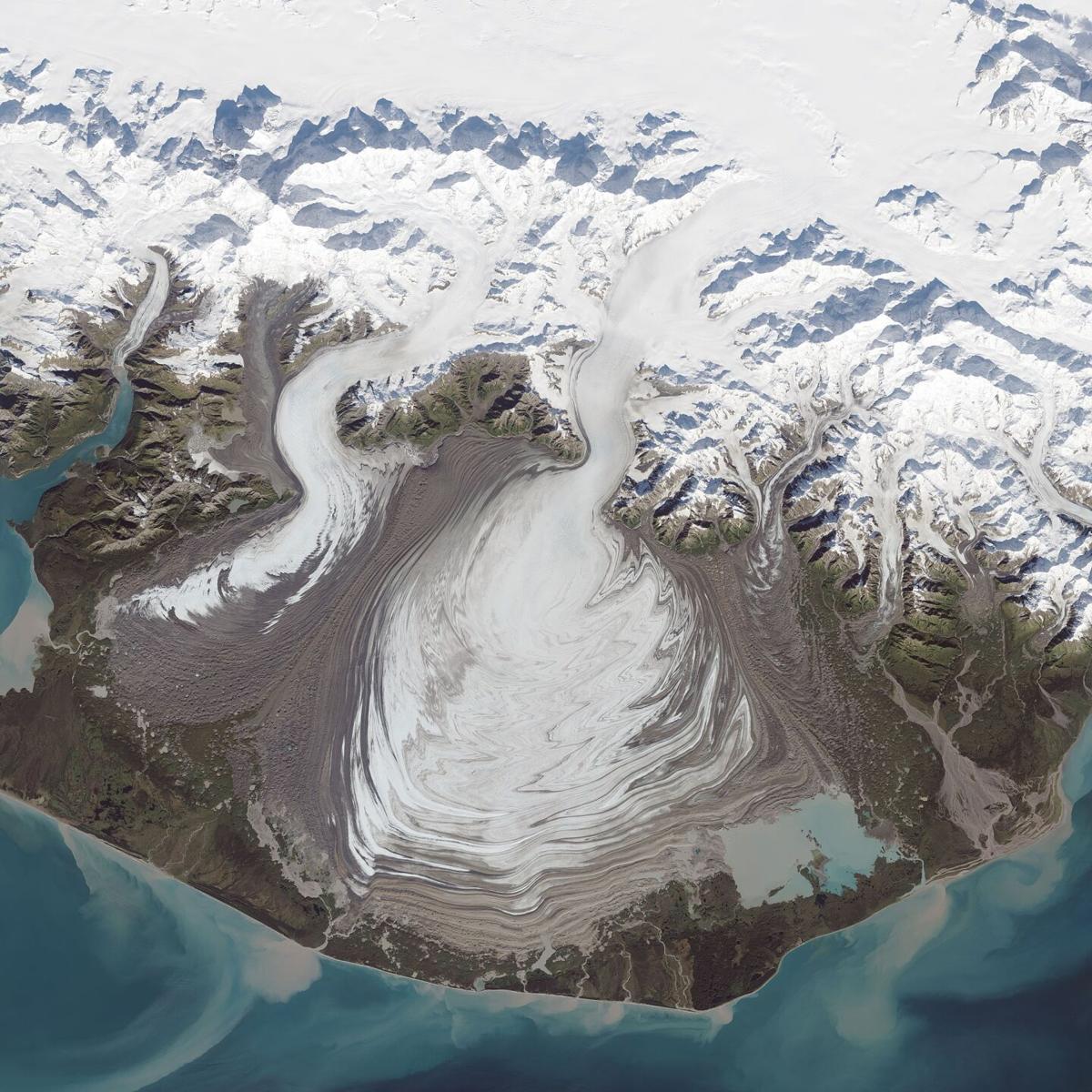 2. Malaspina Glacier by NASA Goddard Space Flight Center.jpg