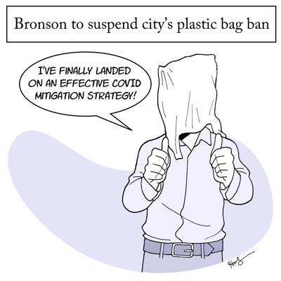 Cartoon by Holly Todd