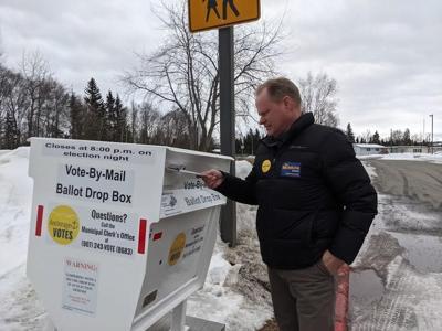 Bronson voting