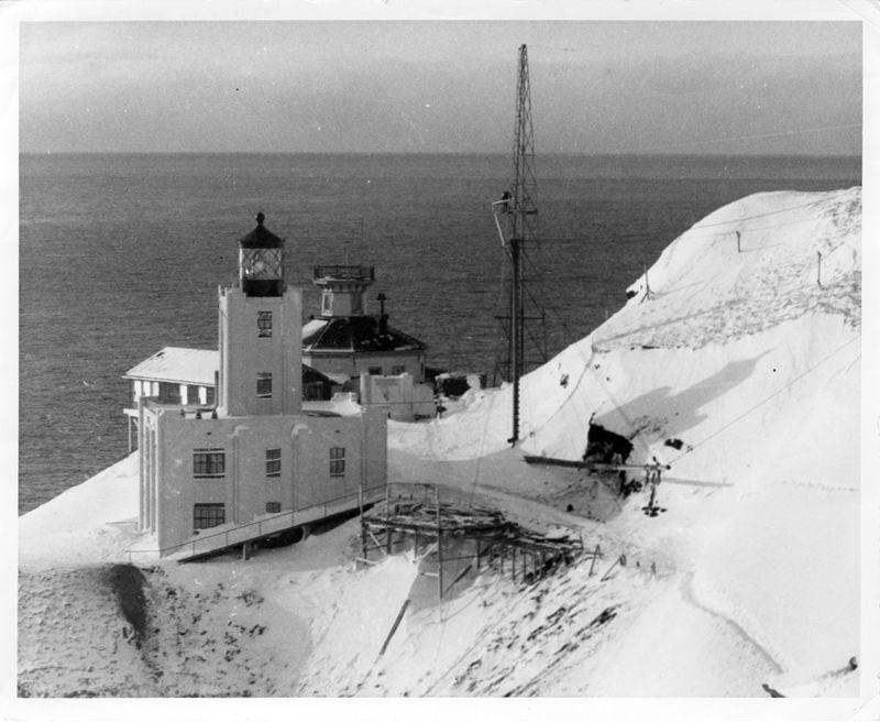 April 01, 1946 Unimak Island, Alaska Earthquake and Tsunami