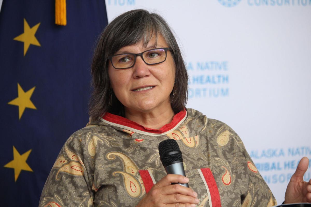 ANTHC President Valerie Davidson
