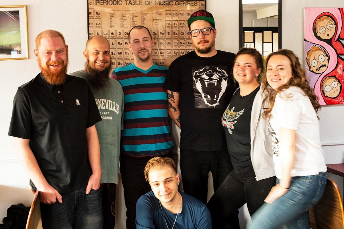 Alleyway Grille - team