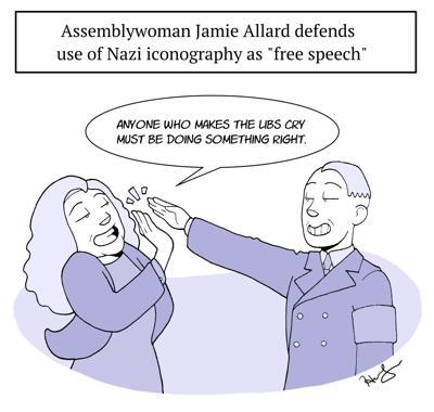 Allard cartoon