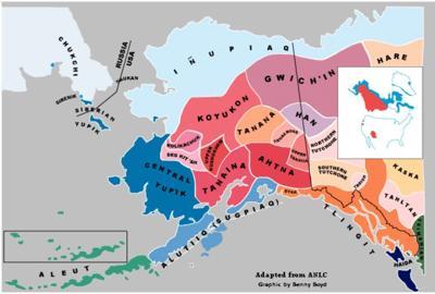 ANL Map