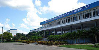 Latin American School of Medicine in Cuba.JPG