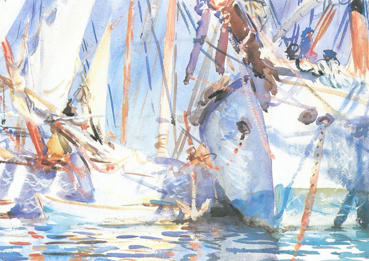 White Ships by Sargent