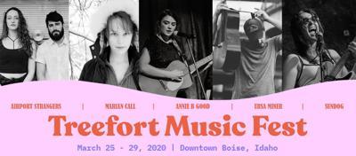 Akimi - Treefort Music Fest