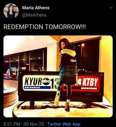 Maria Athens Redemption