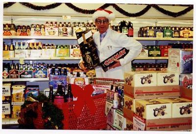 Dr. Fermento Christmas