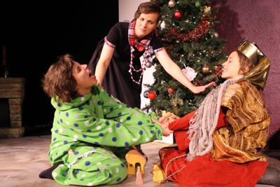 Christmas Pageant.The Best Christmas Pageant Ever Opens At Act Arts
