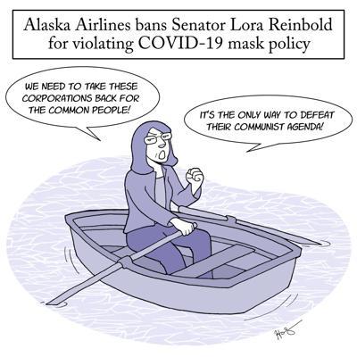 Holly Cartoon - Reinbold
