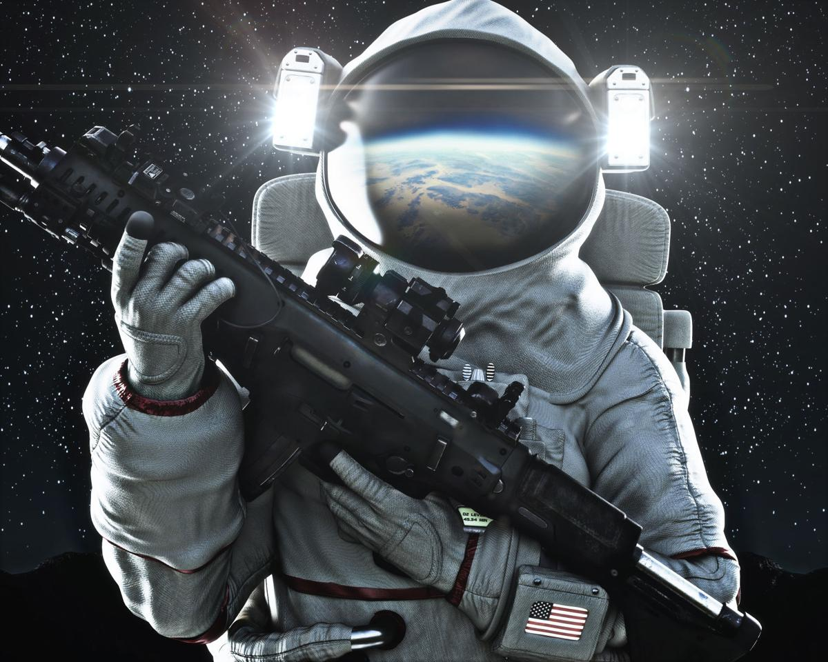 Space Force cover photo
