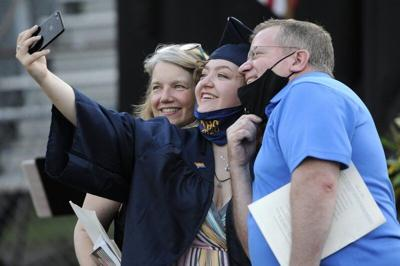 Andover High graduation: Smiles and memories
