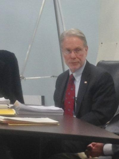Stapczynski announces retirement; Town manager to end career in June after 25 years on the job