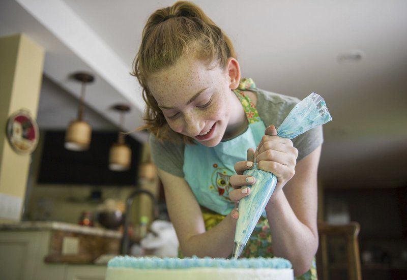 Cakes for kids: A tasty way to pay it forward