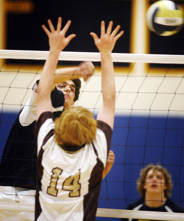 Reaching new heights: Matt Washburn leads Andover ...