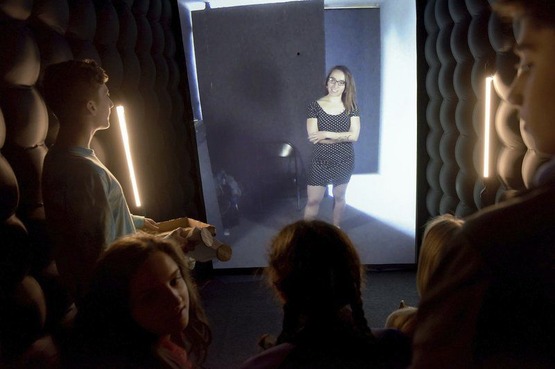 'Portal' offers students a window on the world.