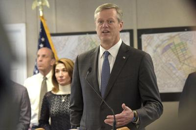 Unions prod lawmakers to override Baker veto