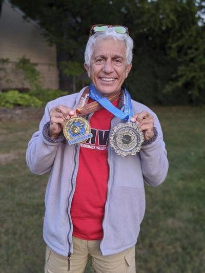 Eyes on the 'pie': Feaster medals unveiled