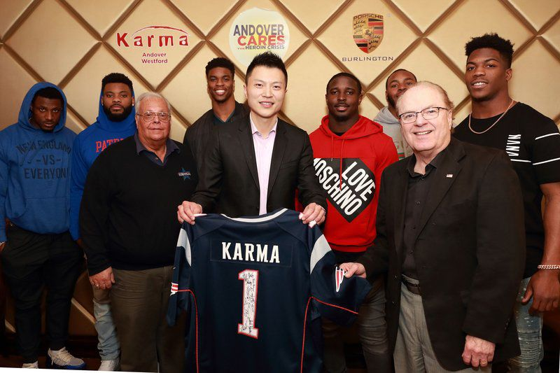 Karma hosts post-Super Bowl fundraiser/party
