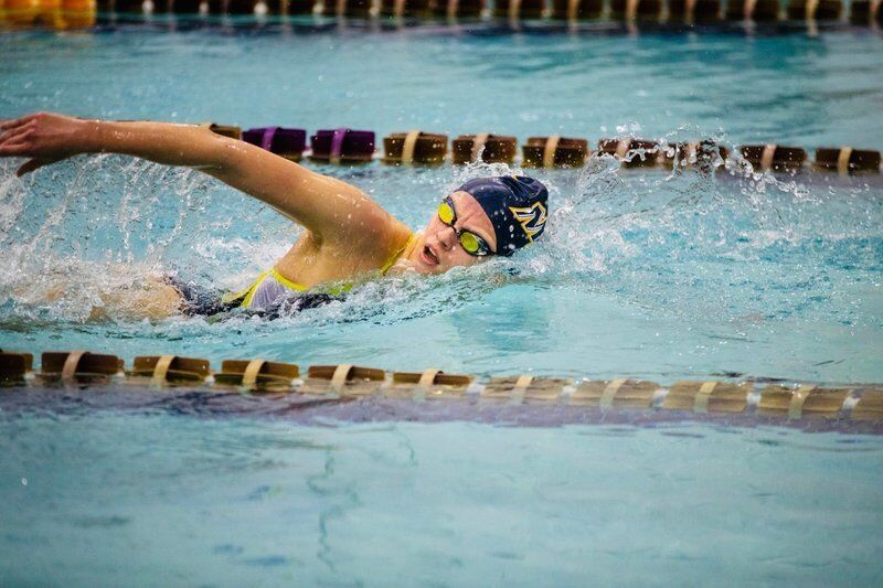 Andover's Clements eager to get Merrimack swimming more notice