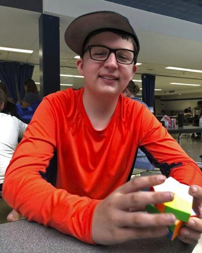 'Cubing' is back -- and local boy is thrilled