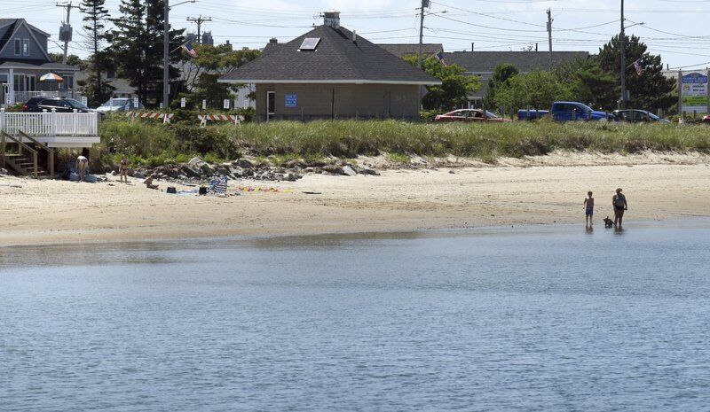 Area beaches provide joy -- and challenges